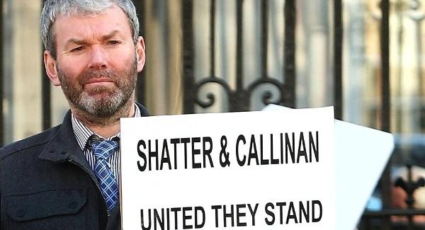 John Wilson - former Garda, turned whistleblower.