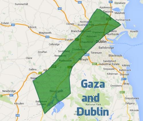 Gaza Dublin 2